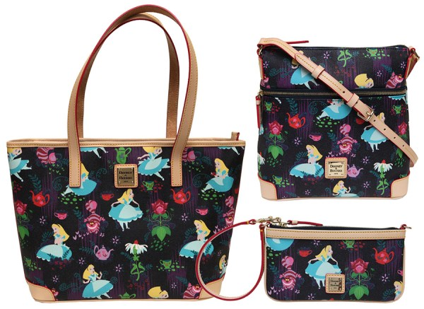 dooney & bourke 2016 alice in wonderland