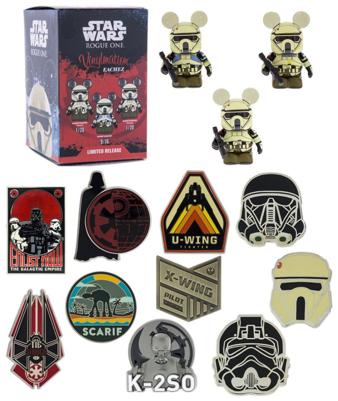 Rogue One merchandise