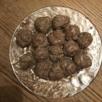 Paleo Whole 30 Meatballs