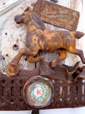 Heineken Horse