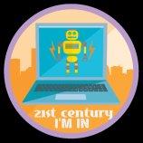 21 Century Badge