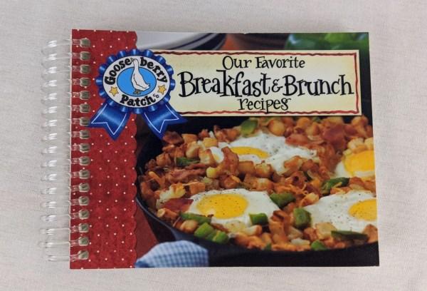 Recipe Books, Breakfast & Brunch