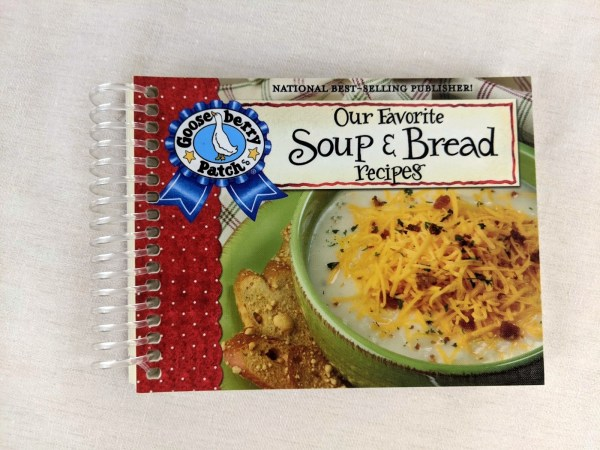 Recipe Books, Soup & Bread