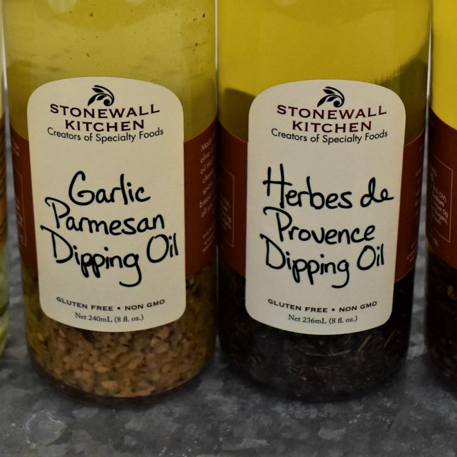 Stonewall Kitchen Dipping Oils