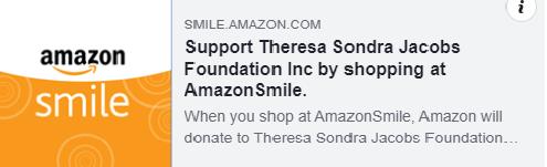 amazon smile TSJ