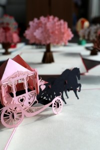 Carriage Pink Close up