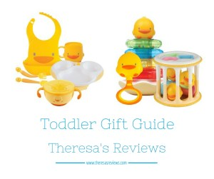 Christmas Gift Guide for Toddlers 2015 - Theresa's Reviews - www.theresasreviews.com