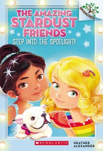 The Amazing Stardust Friends Step into the Spotlight - Theresa's Reviews