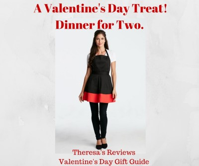 Theresa's Reviews Valentine's Day Gift Guide - www.theresasreviews.com Cellini Couture Apron Line by Chef Kristin Sollenne
