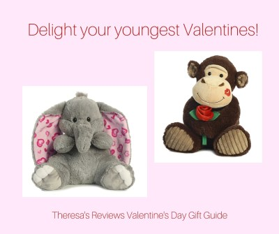 Delight your youngest Valentines! Theresa's Reviews Valentine's Day Gift Guide - www.theresasreviews.com