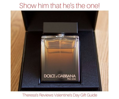 Theresa's Reviews Valentine's Day Gift Guide Featuring @dolcegabbana - www.theresasreviews.com