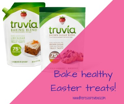 7 Ideas for Delicious Easter Treats - Featuring @TruviaBrand - on Theresa's Reviews www.theresasreviews.com