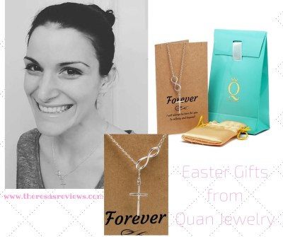 Easter gift guide - gifts for the Easter basket - Featuring @quanjewelry - on Theresa's Reviews
