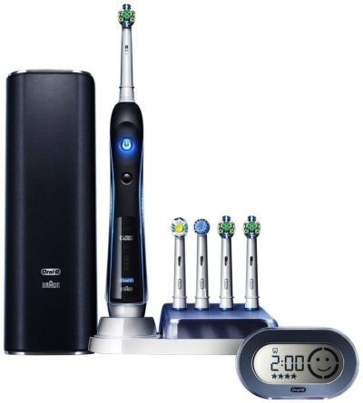 What to Buy Dad for Father's Day 2016 (& Giveaway) - Oral-B Pro 7000 Set
