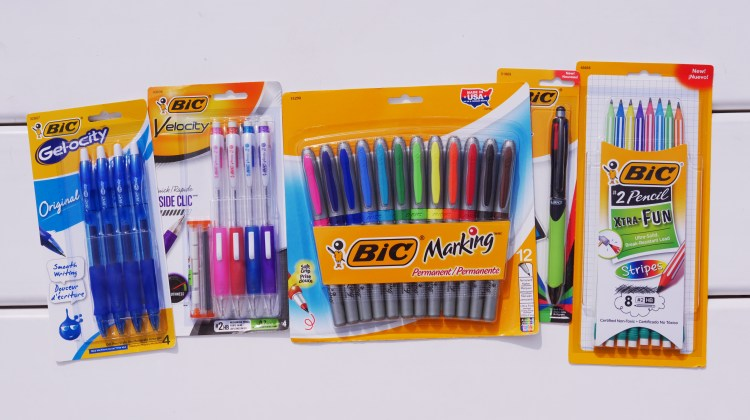 Back to School Guide and #Giveaway - From school supplies to fun shoes, we've got you covered! Features Playroom Prep, BIC school supplies, Pediped, ShoeBuy.com, Firefly Toothbrush, EnviroKidz, Nature's Path, and Cybele's - Found on www.theresasreviews.com