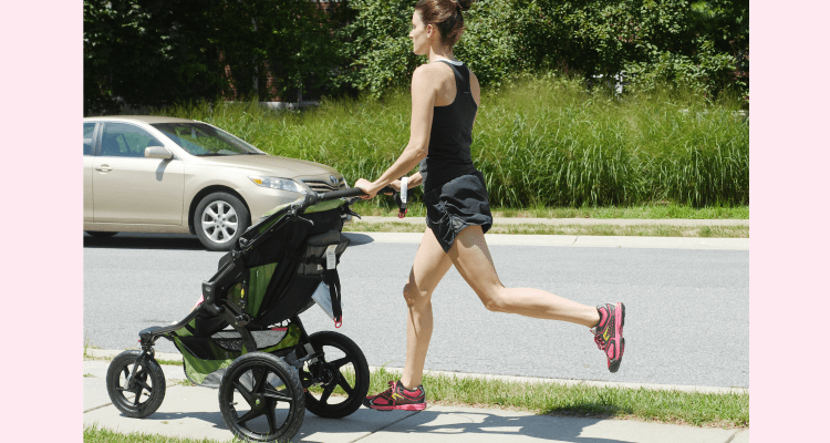 3 Experts Provide Key Tips on Stroller Fitness (& My First Person Experience)