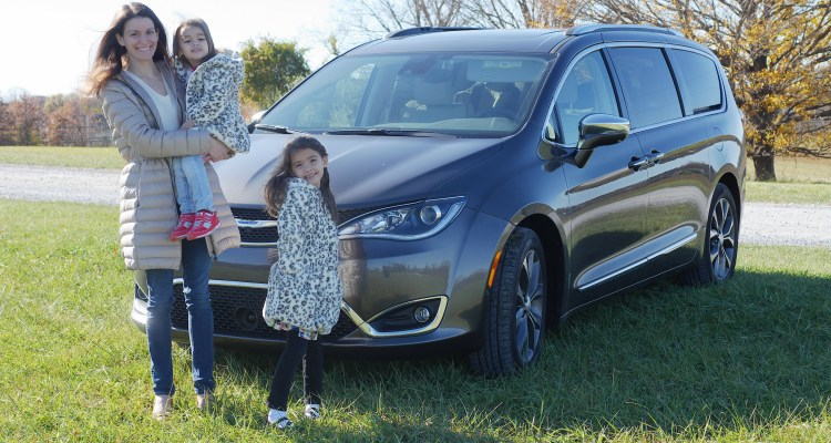 Test Driving The 2017 Chrysler Pacifica