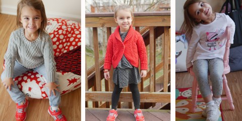 Theresa's Reviews - Cute Shoes For Running Toddlers From IFME