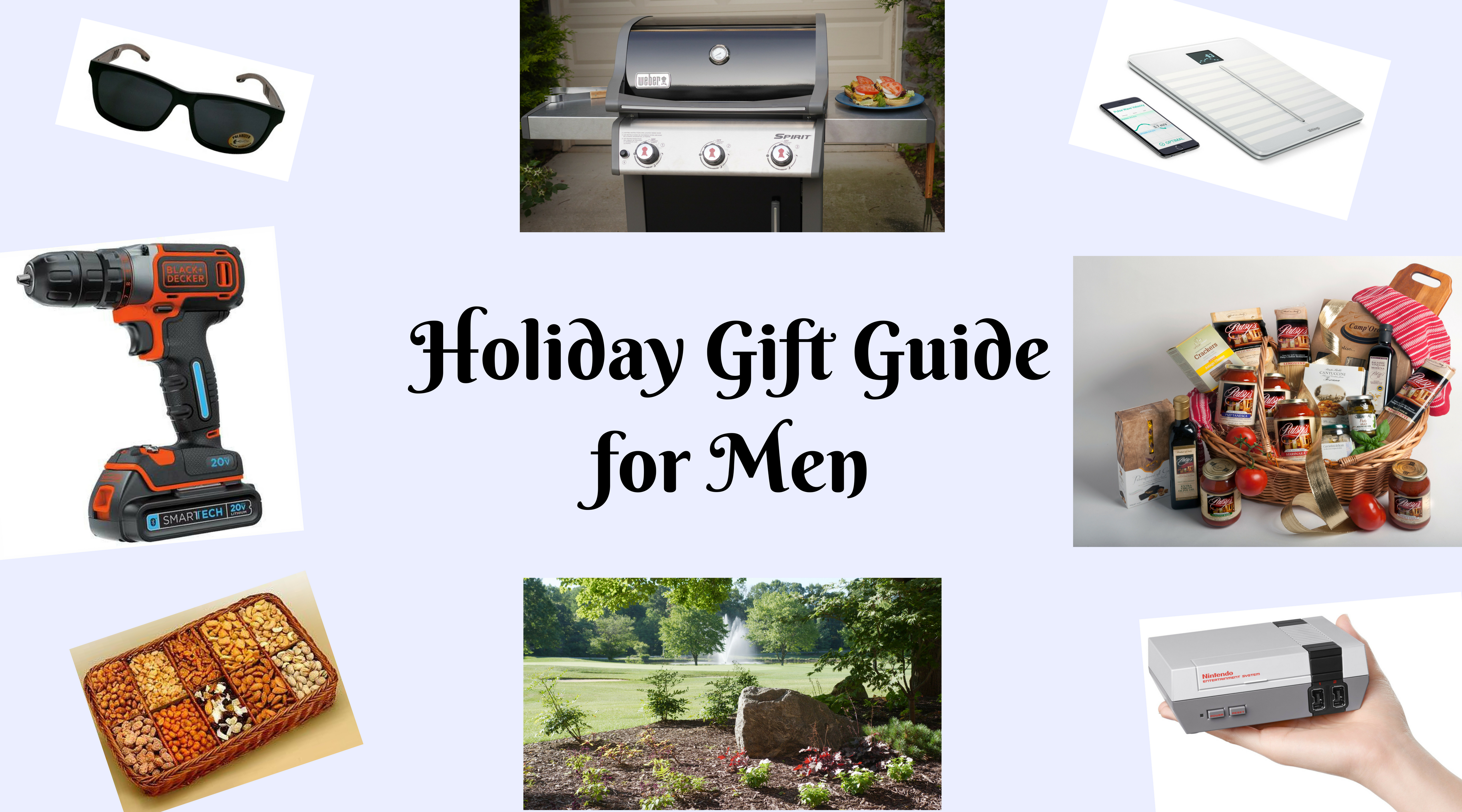 2016 Theresau0027s Reviews Holiday Gift Guide For Men