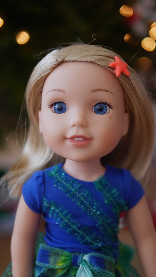 Theresa's Reviews - Unboxing of Two Wellie Wisher American Girl Dolls