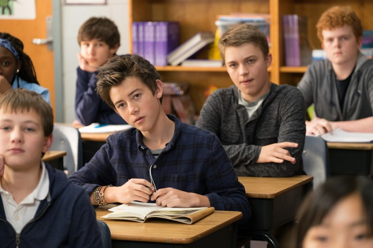 Theresa's Reviews - Middle School: The Worst Years Of My Life Movie Review