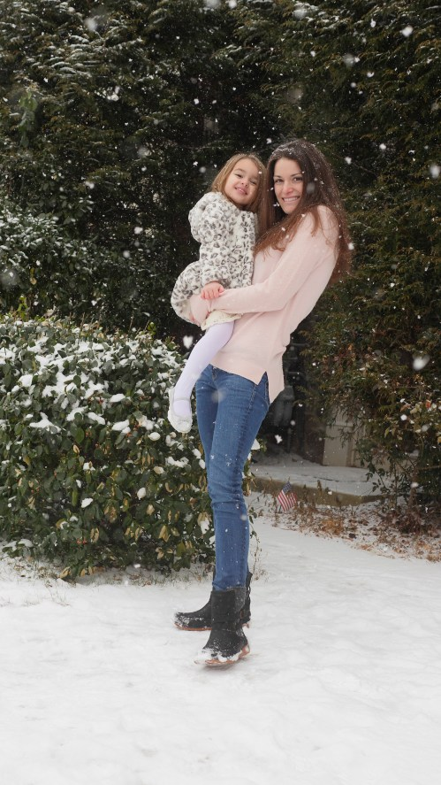 Theresa's Reviews - Snowy Fun In Chaco Hopi Boots