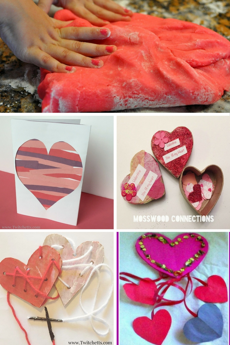 Theresa's Reviews - Are you looking for DIY Valentine's Day crafts for children? If so, you've come to the right place!