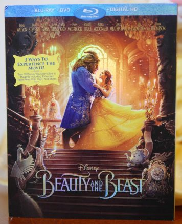 The 'Beauty and the Beast' blu-ray releases on June 6, 2017.