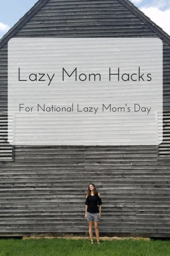 Lazy Mom Hacks For National Lazy Mom's Day - Theresa's Reviews