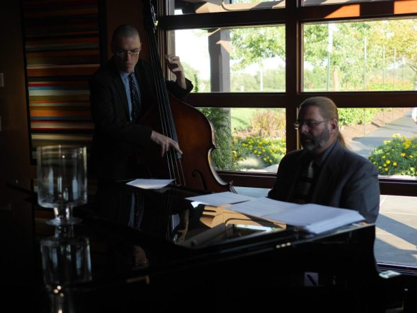 Live jazz music at Stanford Grill in Columbia, Maryland - Theresa's Reviews