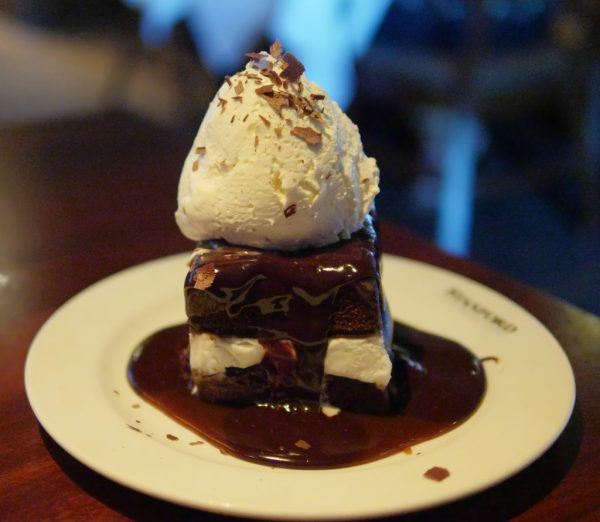 Chocolate Uprising at Stanford Grill in Columbia, Maryland - Theresa's Reviews