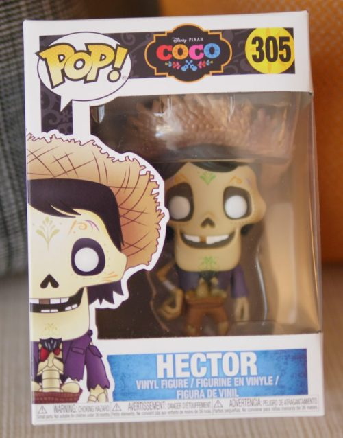 Funko POP Character Hector - Theresa's Reviews - 10 Must-Have Disney Pixar Coco Toys#PixarCocoEvent