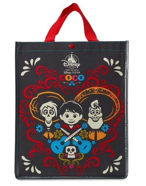 Coco Reusable Tote - Theresa's Reviews - 10 Must-Have Disney Pixar Coco Toys #PixarCocoEvent