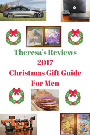 Theresa's Reviews Christmas Gift Guide for Men