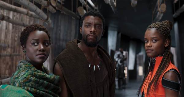 Black Panther - 2018 Disney Movie Releases #BlackPanther