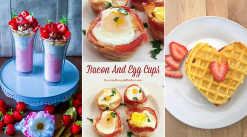 Theresa's Reviews - Valentine's Day Breakfast Ideas