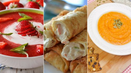 Theresa's Reviews - Valentine's Day Soup And Appetizer Ideas