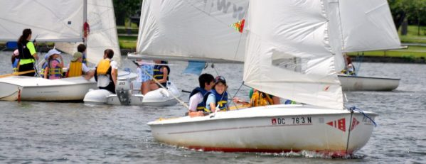 Theresa's Reviews 2018 Maryland Area Camp Guide - Kids Set Sail