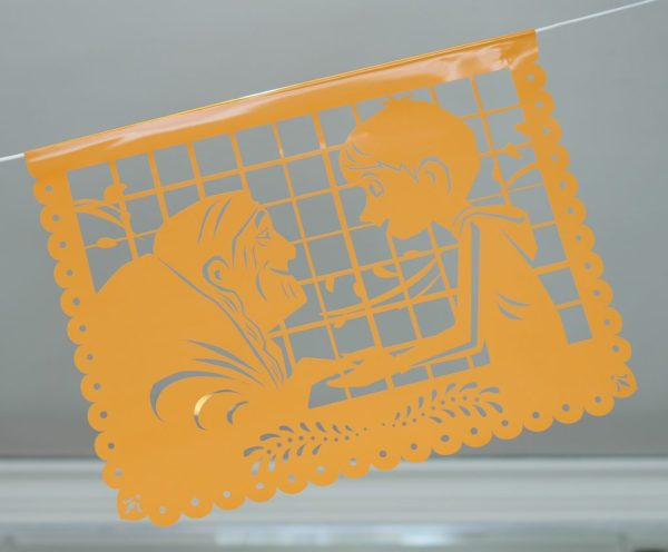 Pixar artist Ana Ramirez describes how to make a papel picado the way she learned in school!