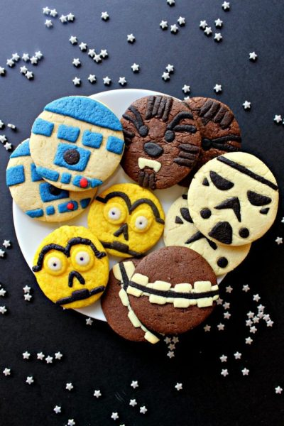 Star Wars Sugar Cookies Theresa's Reviews - 2018 Oscar Party Kids Craft And Recipe Ideas