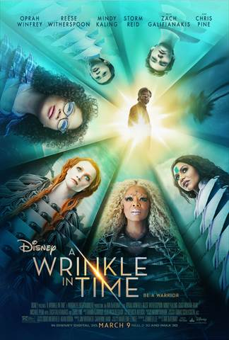 Wrinkle in Time Poster