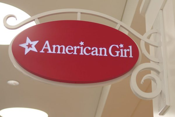 Our Spring Break Week In Review - American Girl Store in Tyson's Corner - Theresa's Reviews