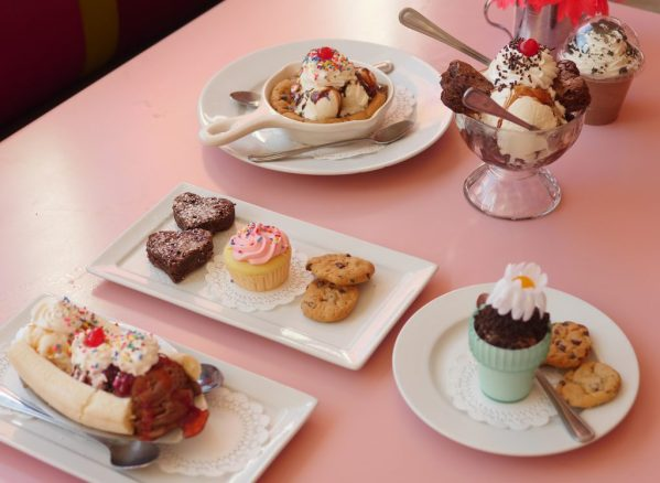 American Girl Cafe & Hair Salon Experience - Desserts - Theresa's Reviews