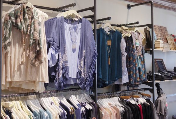 A Week Of Saying Yes More Often - A La Mode Boutique in Old Ellicott City, Maryland - Theresa's Reviews