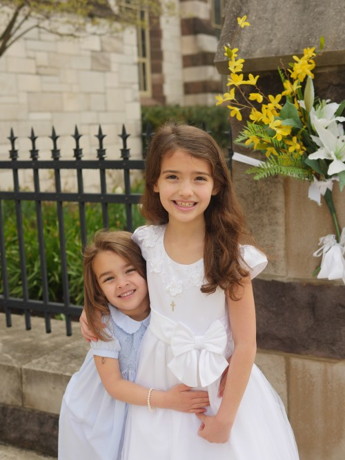 First Communion Dresses - Theresa's Reviews