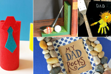 5 DIY Father's Day Gift Ideas - Theresa's Reviews