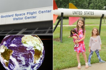 Visiting NASA Goddard Space Flight Center - Theresa's Reviews