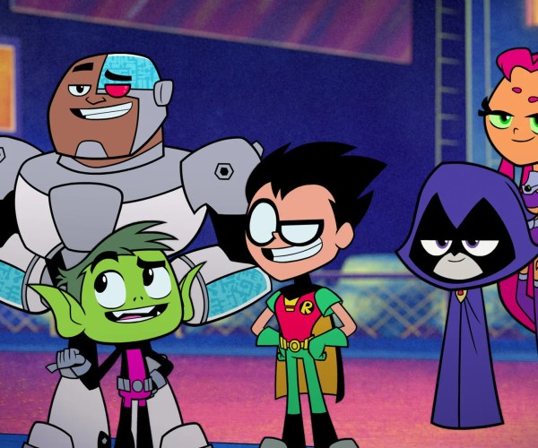 Teen Titans Go! To The Movies Giveaway - Theresa's Reviews