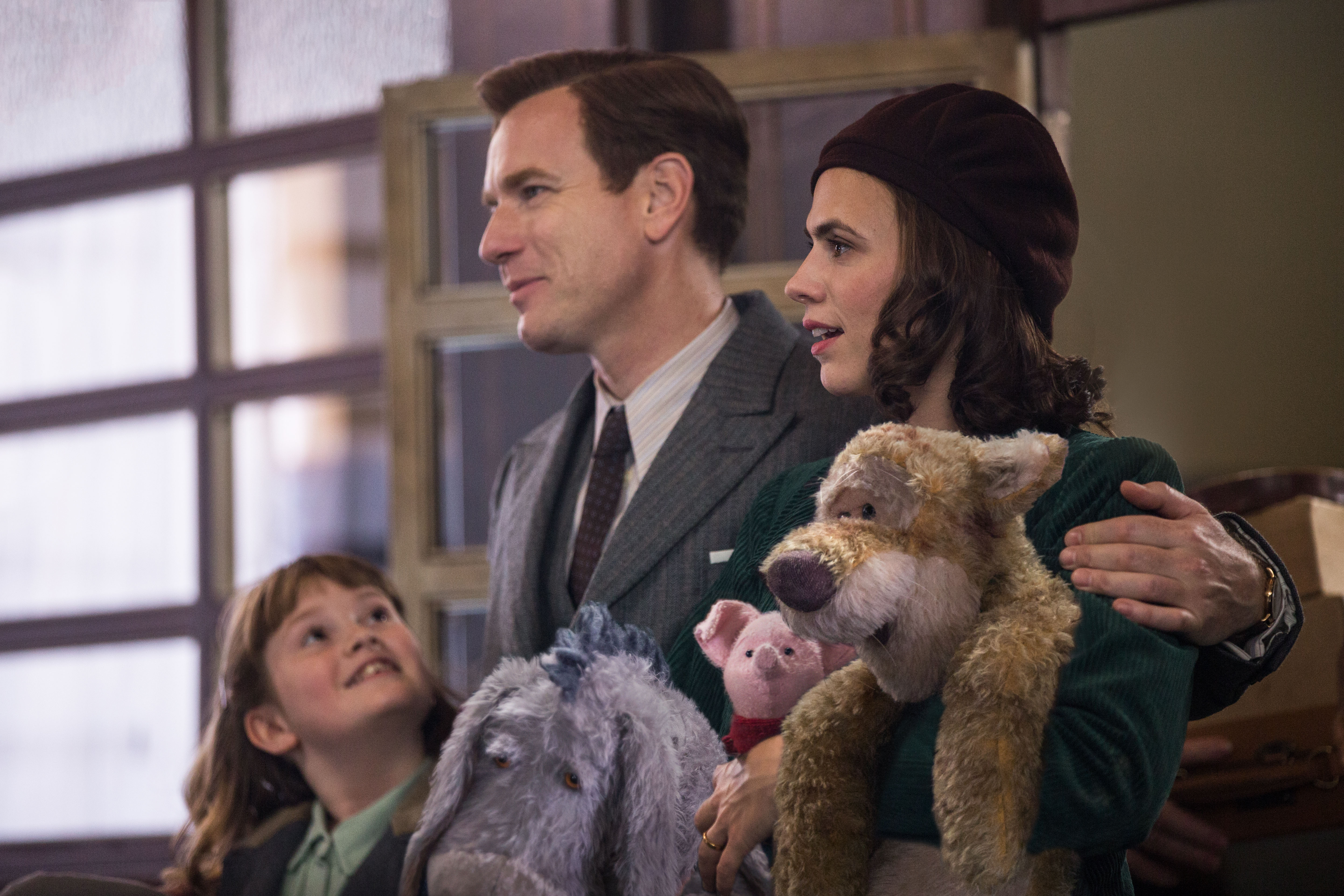 Disney's Christopher Robin Review & Activity Pages