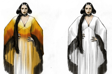 SOLO A Star Wars Story: Creature and Costume Concept Designs - Theresa's Reviews
